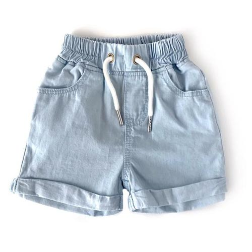 Little Bipsy Collection Denim Shorts - Light Wash