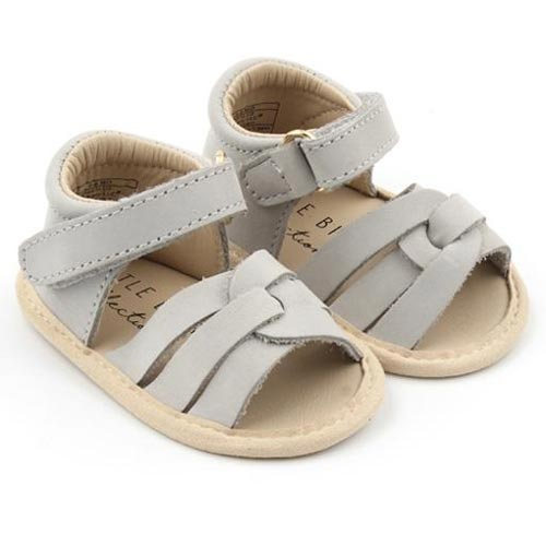 Little Bipsy Collection Sandals / Remy / Grey