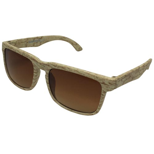 *L&P Apparel Sunglasses  - Electric II (Light Wood) - 12 months +