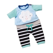 *Manhattan Toy Company Baby Stella Happy Little Cloud Outfit