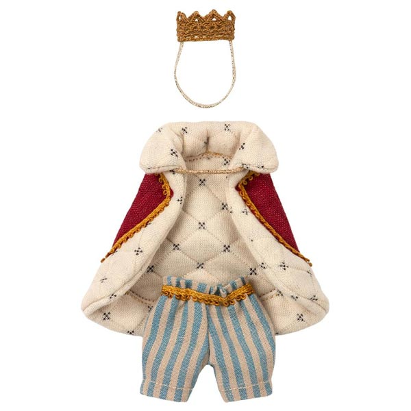 *Maileg King Clothes for Dad Mouse