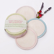 *Oko Creations Make-Up Removal Pads - 8 Pack