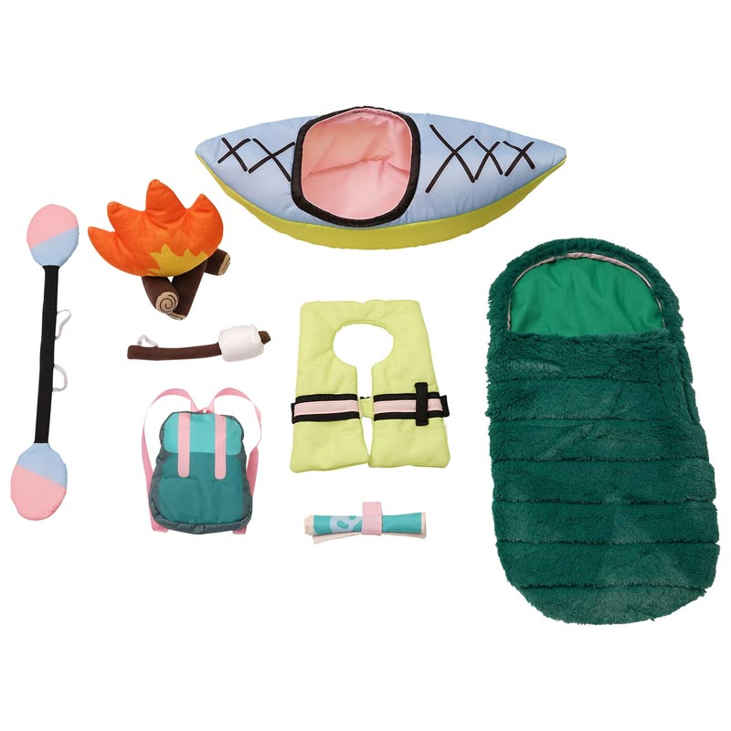 *Manhattan Toys Stella Collection Happy Camper