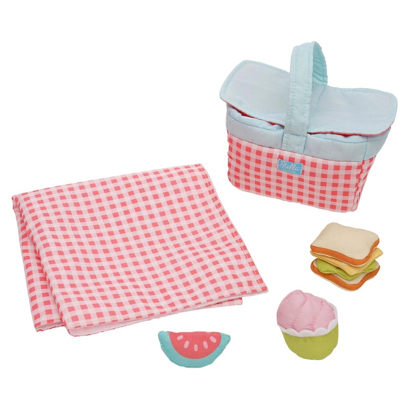 *Mahattan Toys Stella Collection Picnic Basket