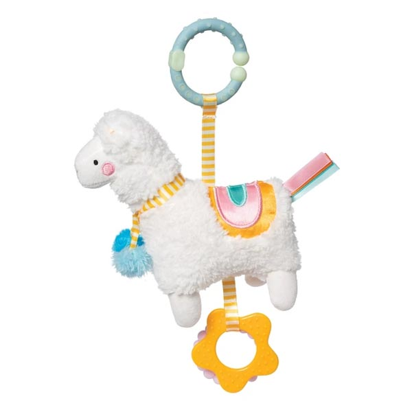 *Manhattan Toy Company Travel Toy Llama