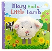*Mary Had A Little Lamb Finger Puppet Book