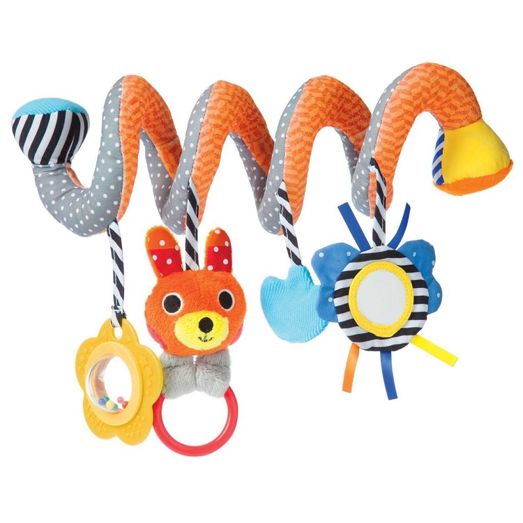 *Manhattan Toy Company Take Along Play Activity Spiral