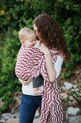 * Tula Ring Sling - Migaloo Passion *CLEARANCE*