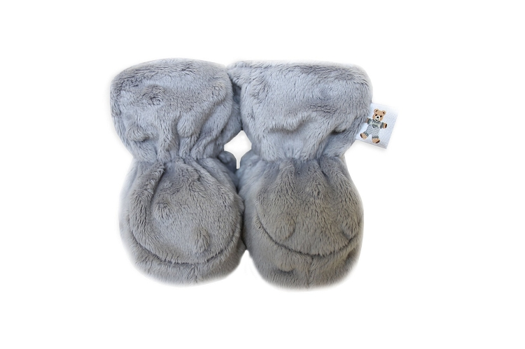Itty Bitty Baby Minky Booties *CLEARANCE*