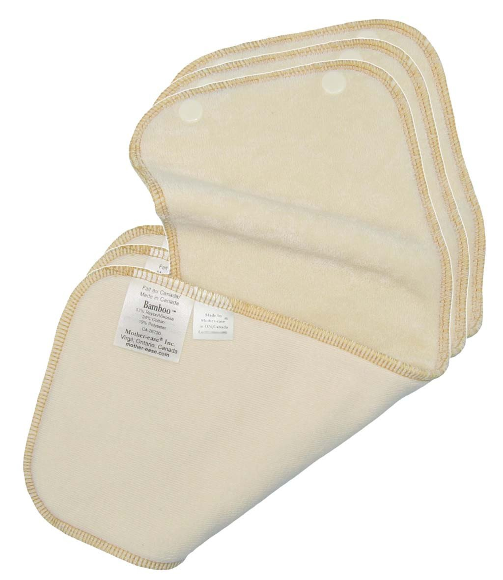 Mother-ease Snap In Absorbent Liner - One-Size - Single