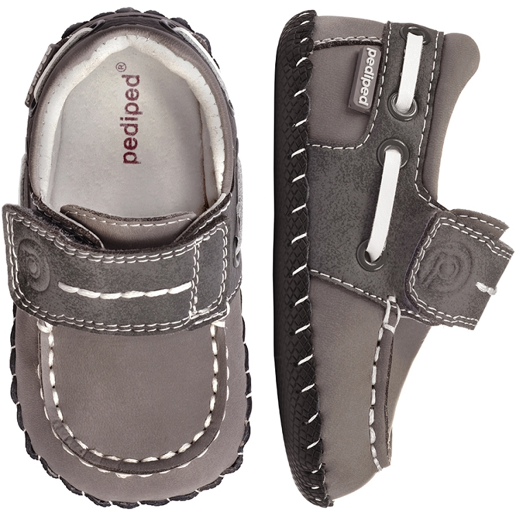 Pediped Originals - Norm Grey *CLEARANCE*