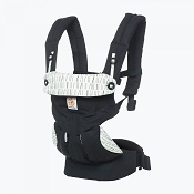 *Ergobaby Omni 360 Baby Carrier - Downtown