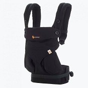 *Ergobaby Omni 360 Baby Carrier - Pure Black