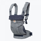 *Ergobaby Omni 360 Baby Carrier - Star Dust