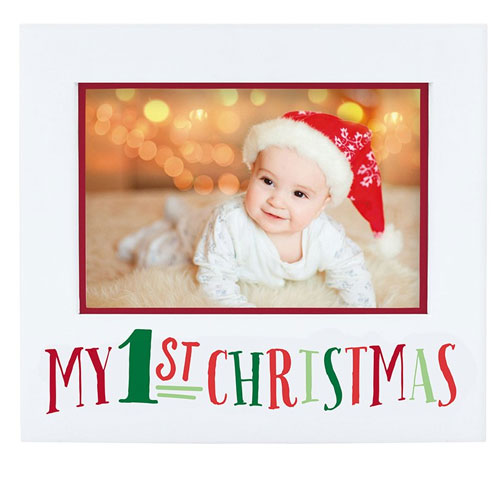 *Pearhead My First Christmas Frame
