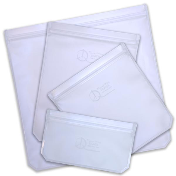 *Planet Wise Travel Leakproof  Bags