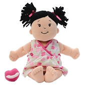 *Manhattan Toy Company Baby Stella Brunette Doll