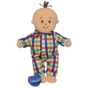 *Manhattan Toy Company Wee Baby Stella Doll - Fella