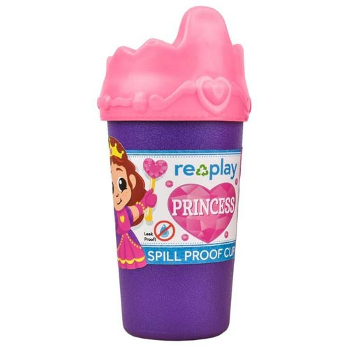 Re-Play No-Spill Cup - Princess (Single)