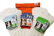 SoftBums DryTouch One-Size Cloth Diaper Starter Kit
