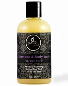 *Delish Naturals Delish-ious Shampoo and Body Wash