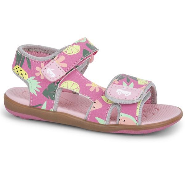 See Kai Run Jetty III Hot Pink Tropical