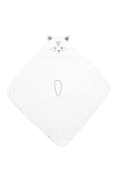 *CLEARANCE* Snugabye Dream Raccoon Hooded Towel