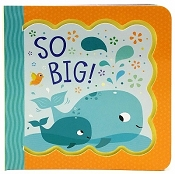 *So Big !  Greeting Card Book