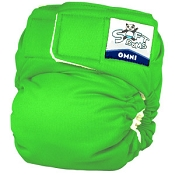 SoftBums Omni One-Size Cloth Diaper Shell - Velcro