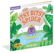 *Indestructibles - The Itsy Bitsy Spider