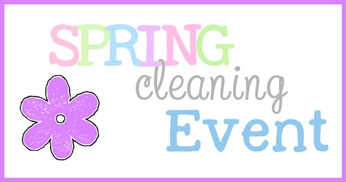 Spring Cleaning Sale at Lagoon Baby!