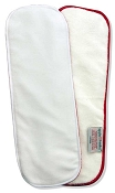 AppleCheeks One-Size Stay-Dry Microterry Inserts - 2 Pack