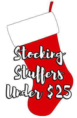 Stocking Stuffers Under $25