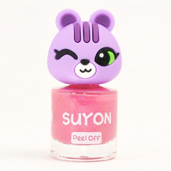 *Suyon Kids Peel-Off Nail Polish
