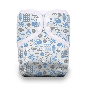 Thirsties One-Size Pocket Cloth Diaper - Snap
