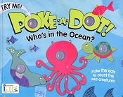 *Innovative Kids Poke-A-Dot Poppers Book - Who's in the Ocean