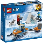 *LEGO City Arctic Exploration Team