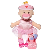 *Manhattan Toy Company Wee Baby Stella Tiny Ballerina Set