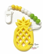 *Baby Bear Design Pineapple Teether