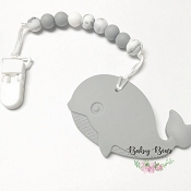 *Baby Bear Design Whale Teether