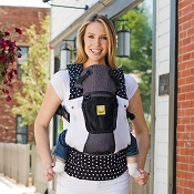 * LILLEbaby COMPLETE Airflow Baby Carrier - Spot On