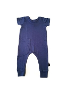 Urban Baby Apparel Pull On Bamboo Romper - Stellar