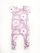Urban Baby Apparel Pull On Romper - Madelyn (Size 3-6 months)