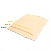Buttons Bamboo/Cotton Prefolds - 6 Pack