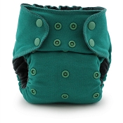 EcoPosh One-Size OBV Fitted Cloth Diaper