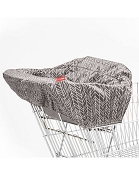 *Skip Hop Take Cover Shopping Cart & Baby High Chair Cover