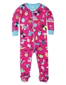 Hatley Cute Bugs Footed Coverall *CLEARANCE*
