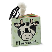 *Jellycat If I Were a Calf