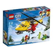*LEGO City Ambulance Helicopter