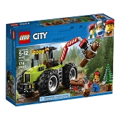 *LEGO City Forest Tractor